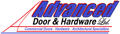Advanced Door and Hardware Logo Dayton Ohio
